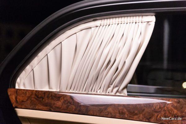Bentley Mulsanne EWB Vorhang