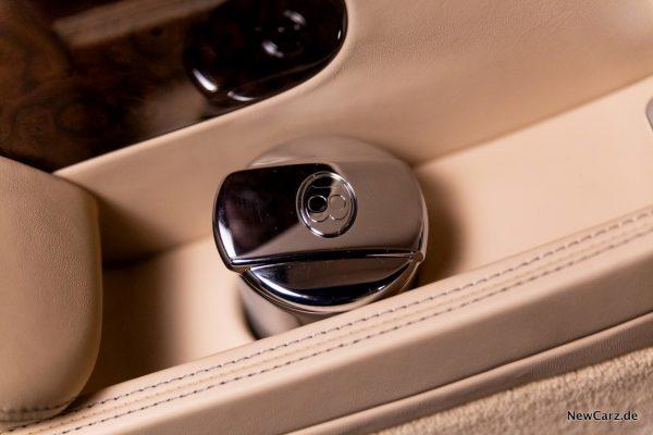 Bentley Mulsanne EWB Aschenbecher