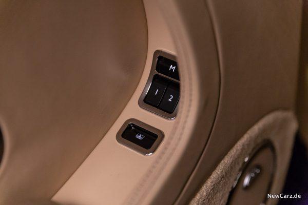 Bentley Mulsanne EWB Memory hinten