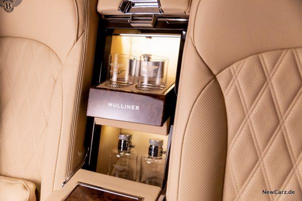 Bentley Mulsanne EWB Mulliner Bar
