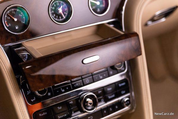 Bentley Mulsanne EWB Ablagen