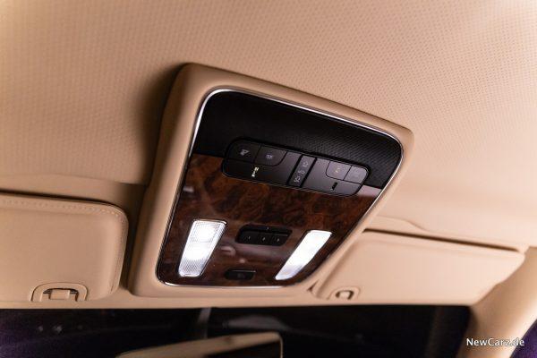 Bentley Mulsanne EWB Dachhimmel
