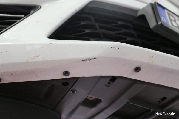 Chevrolet Camaro Frontschürze