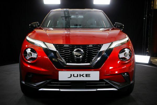 Nissan Juke 2 Front