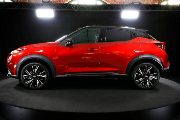 Nissan Juke 2 Seite