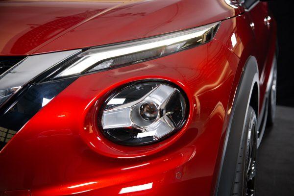 Nissan Juke 2020 LED Scheinwerfer