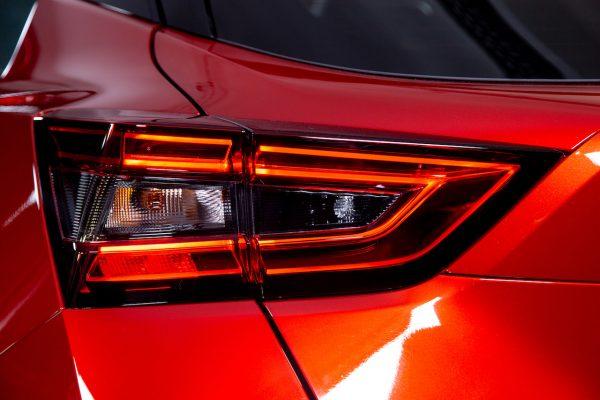 Nissan Juke 2020 Heckleuchte