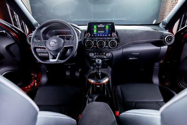 Nissan Juke 2 Interieur