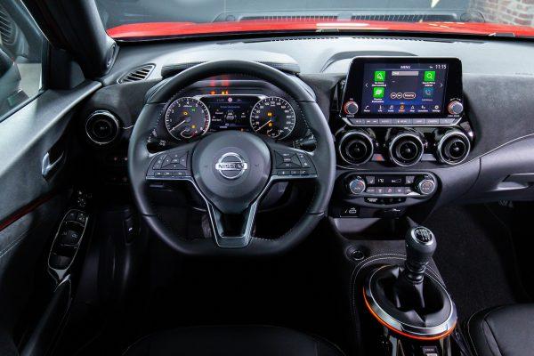 Nissan Juke 2020 Lenkrad