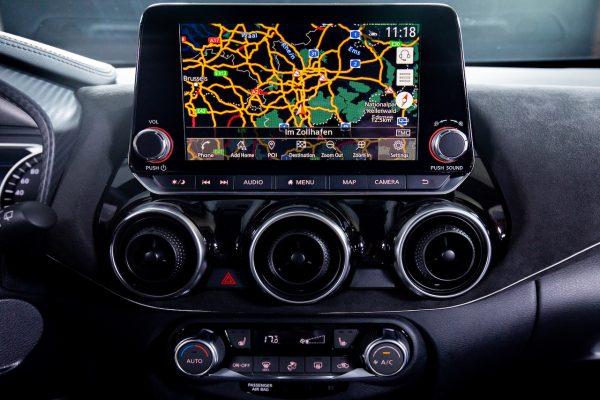 Nissan Juke 2020 Navigation