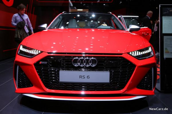 Front RS6