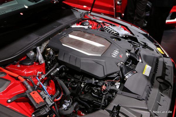 Motor Audi RS7 Sportback
