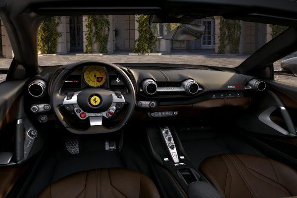 Interieur 812 GTS