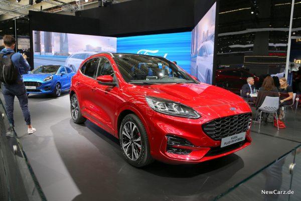 Ford Kuga PHEV auf IAA