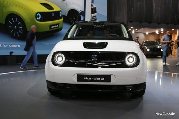 Honda e Front