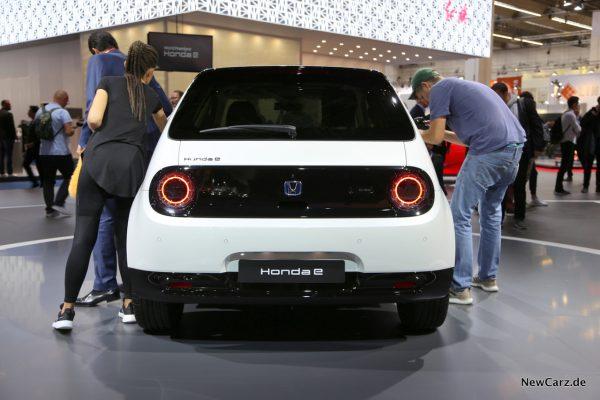 Honda e Heck