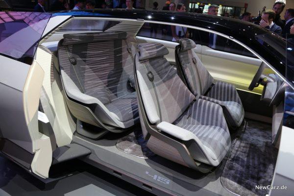 Hyundai 45 EV Concept Innenraum