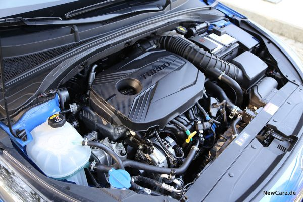 Motorraum ProCeed GT