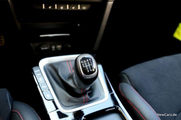 Schaltgetriebe GT
