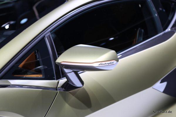 Lamborghini Sián Außenspiegel