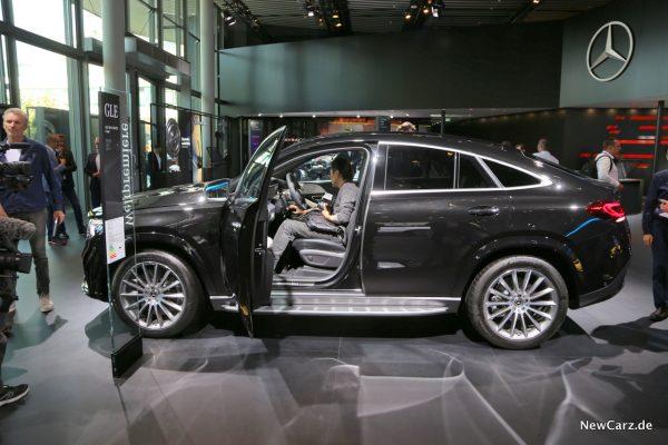 IAA Frankfurt Mercedes Benz