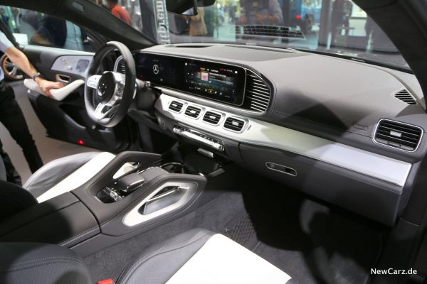 Interieur GLE Coupe