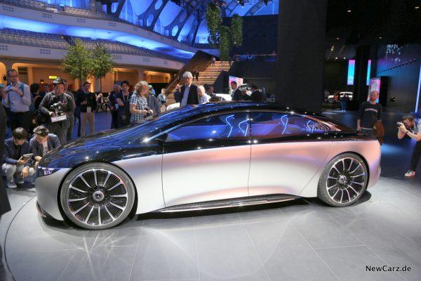Mercedes-Benz EQS Seite
