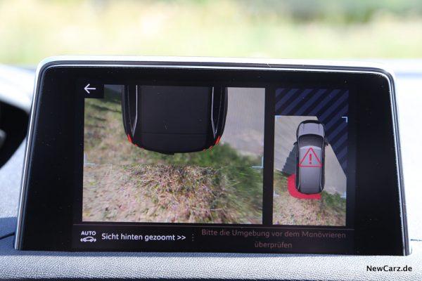 Rückfahrkamera Peugeot