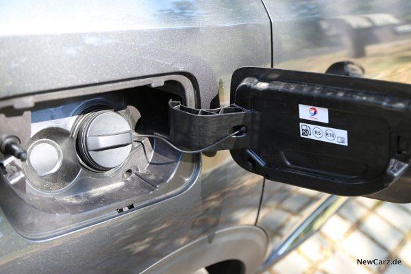 Tankdeckel Peugeot