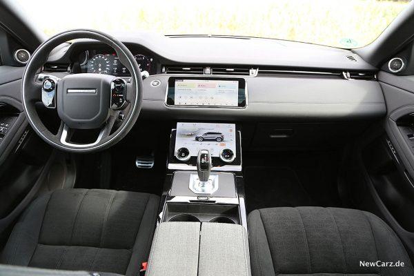 Armaturenbereich Range Rover Evoque II