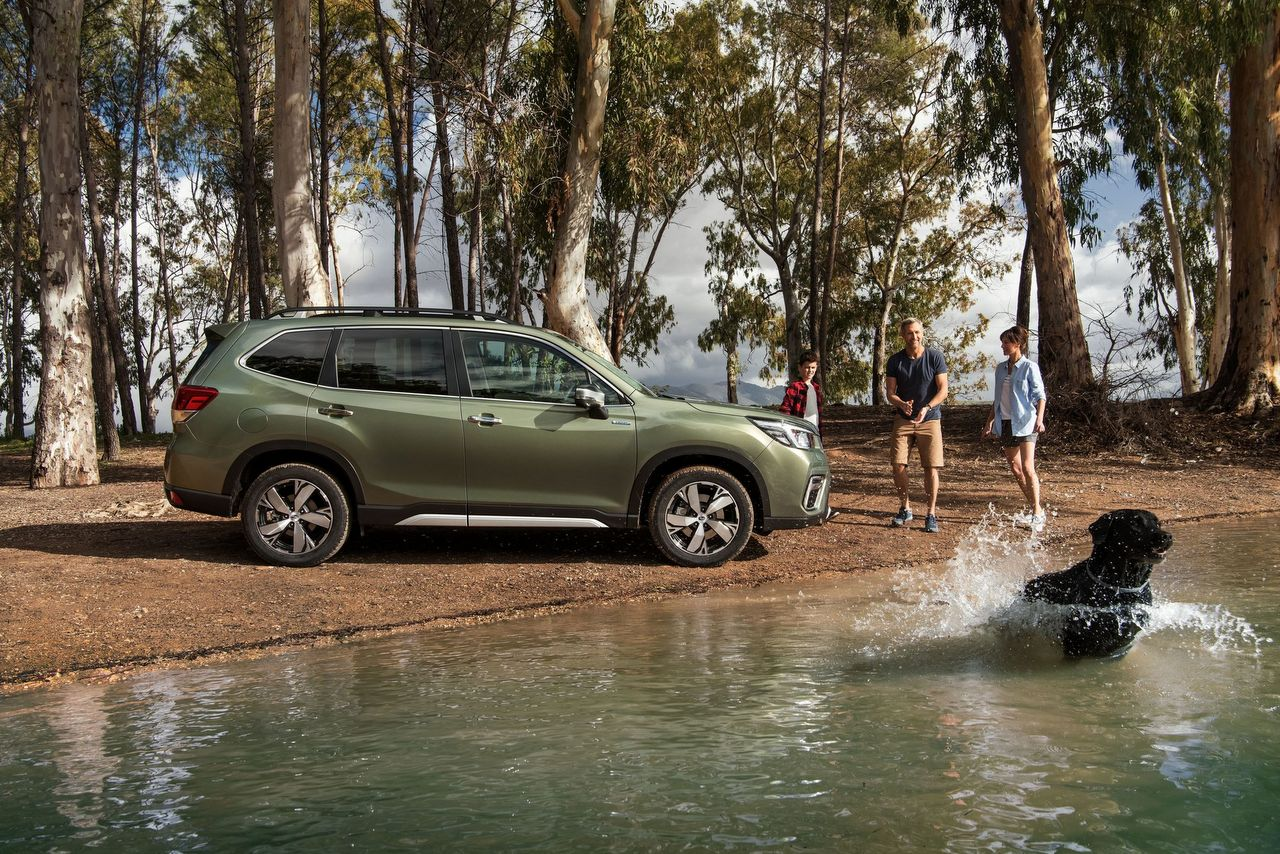 Subaru Forester und XV als Mild Hybrid