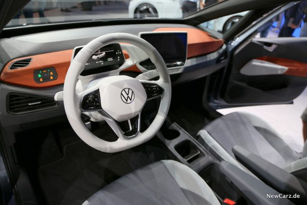 Innenraum VW ID.3