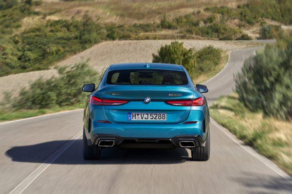 BMW 2er Gran Coupé Heck