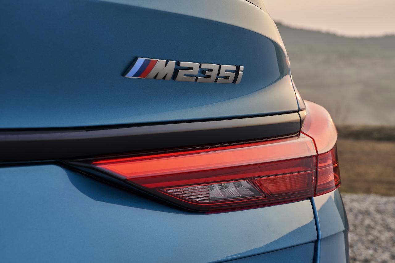 Kompaktklasse erweitert: BMW 2er Gran Coupé startet im März
