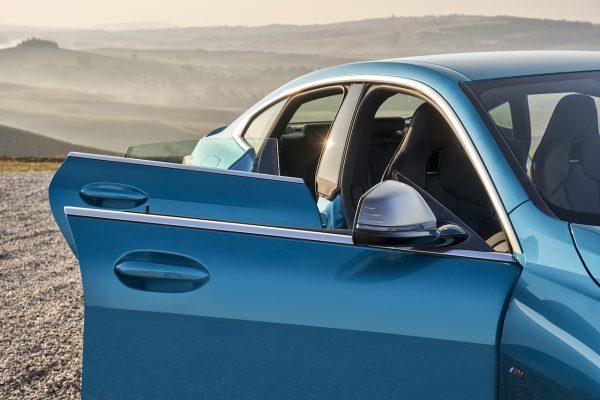 BMW 2er Gran Coupé Rahmenlose Scheiben