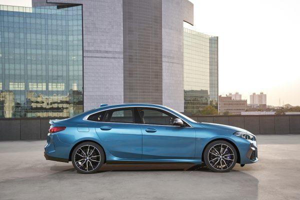 BMW 2er Gran Coupé Seite