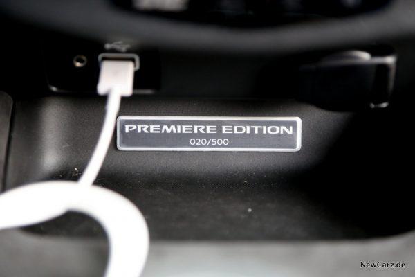 Nissan Juke 2 Premiere Edition
