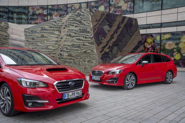 Subaru Levorg Modellvergleich