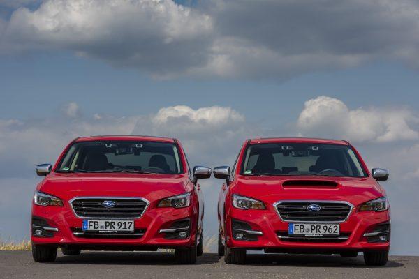 Subaru Levorg Vergleich