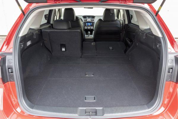 Subaru Levorg Kofferraum