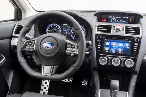 Subaru Levorg Innenraum