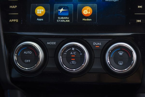 Subaru Levorg Klimaautomatik