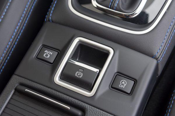 Subaru Levorg Parkbremse