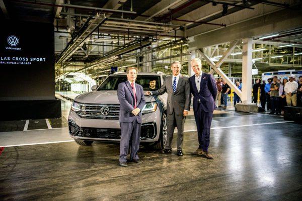 VW Atlas Cross Sport Premiere