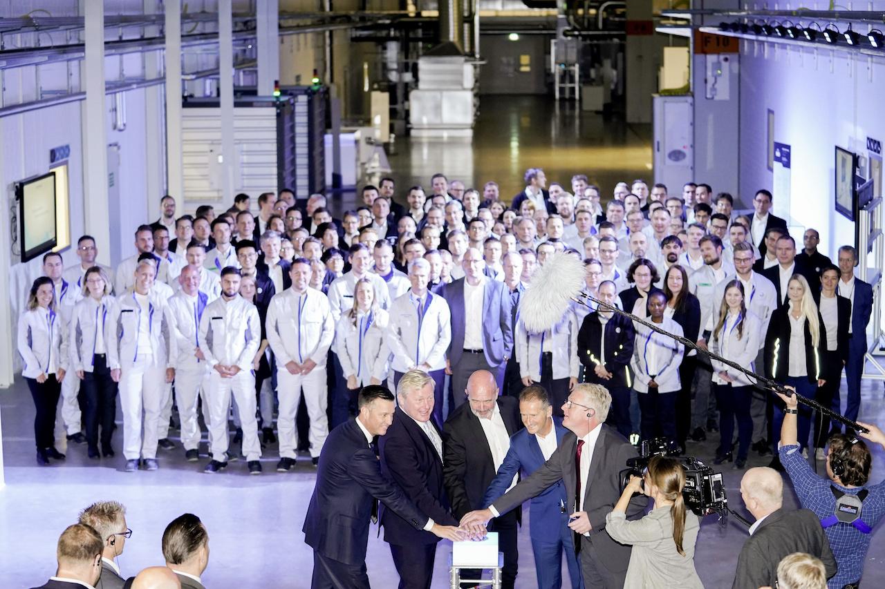 Volkswagen Center of Excellence