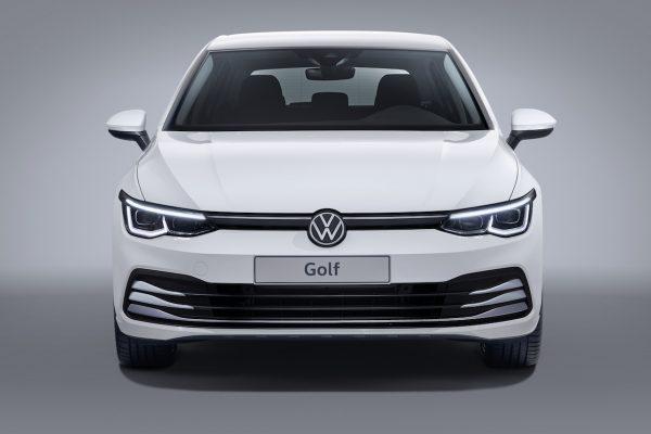 Volkswagen Golf 8 Front