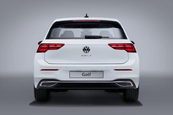 Volkswagen Golf 8 Heck