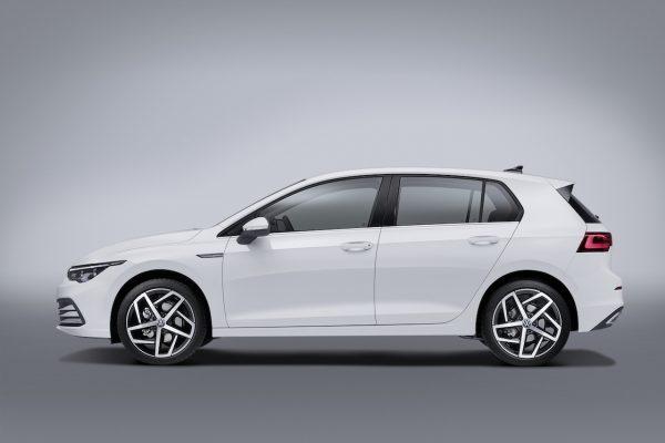 Volkswagen Golf 8 Seite