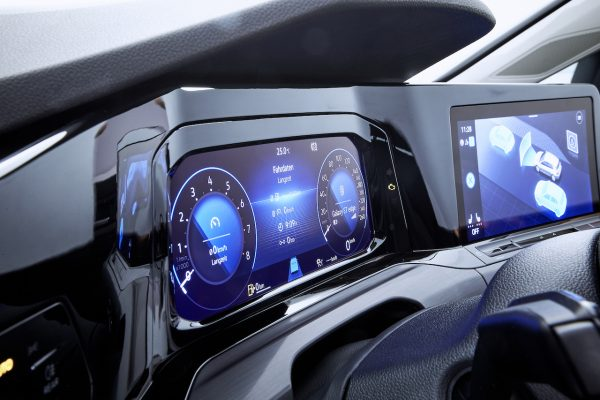 Volkswagen Golf 8 Innovision Cockpit