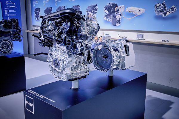Plug-in-Hybrid-Motor